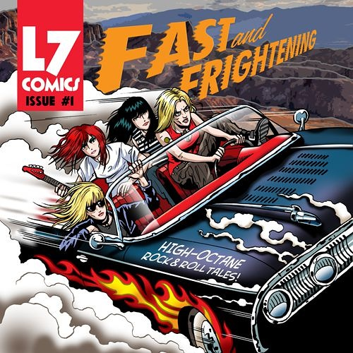 L7 – Fast & Frightening | Sounds of the Universe
