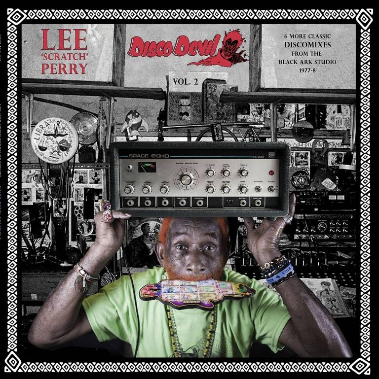 Lee Perry – Disco Devil Volume 2 ( 6 More Classic Discomixes