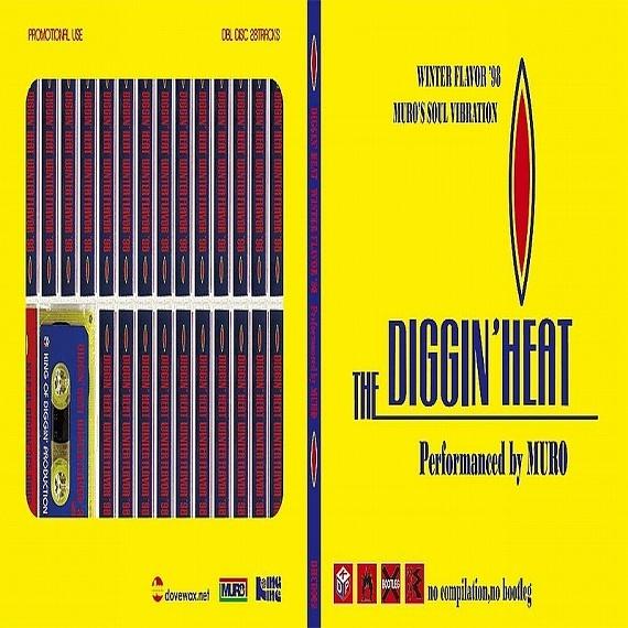 DJ Muro – Diggin' Heat: WInter Flavor '98 - Muro's Soul Vibration
