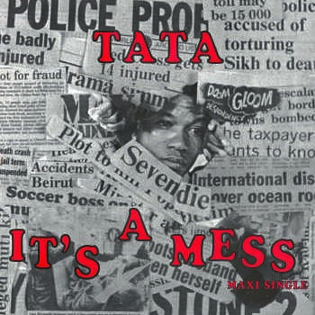Tata – It's A Mess | Soul Jazz Records