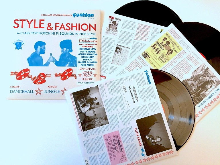 Soul Jazz Records Presents Fashion Records : Style & Fashion – A