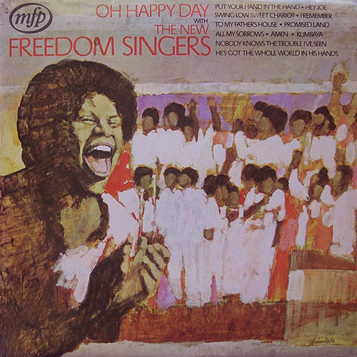 Freedom Singers Sound Dimention Give Peace A Chance In Cold Blood