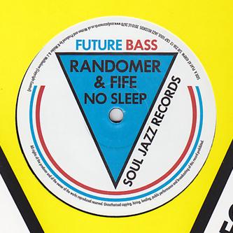 Soul Jazz Records Future Bass Raritan