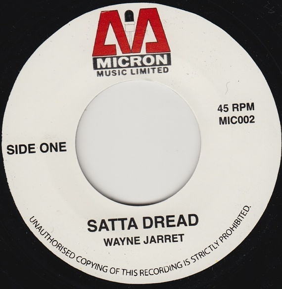 Wayne Jarrett – Satta Dread | Sounds of the Universe