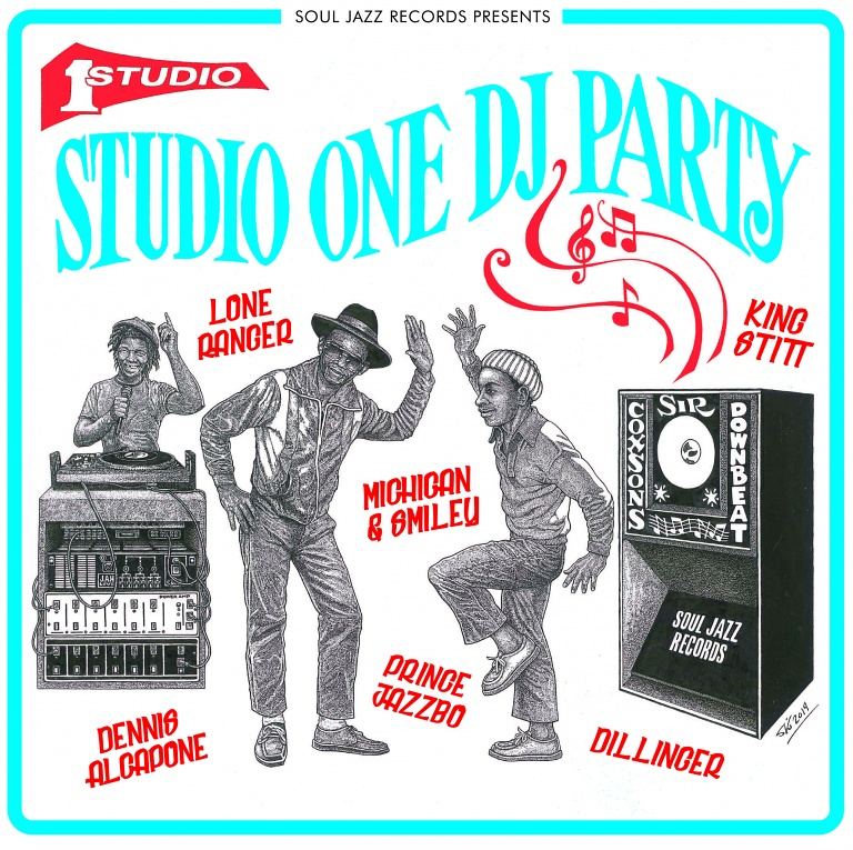 Studio One Dj Party Sounds Of The Universe