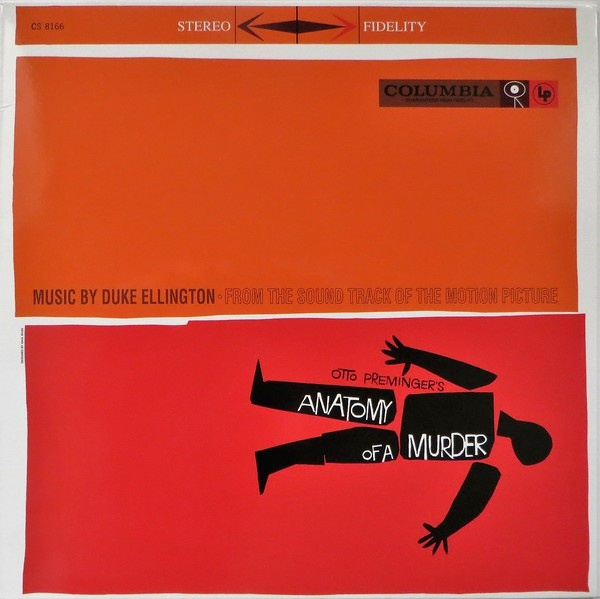 Duke Ellington And His Orchestra Anatomy Of A Murder Soundtrack