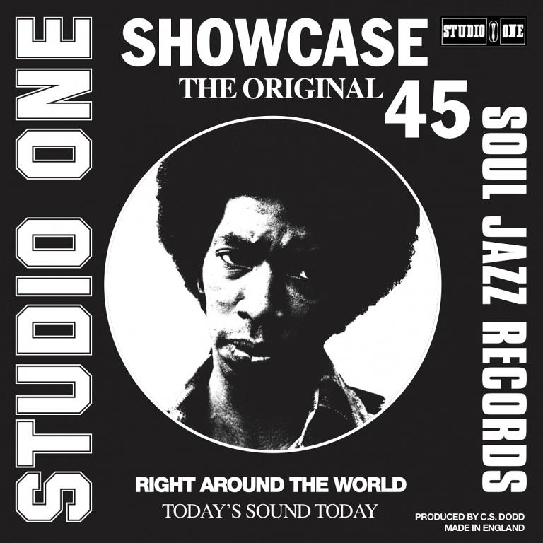 Soul Jazz Records presents Studio One Showcase 45 Box Set