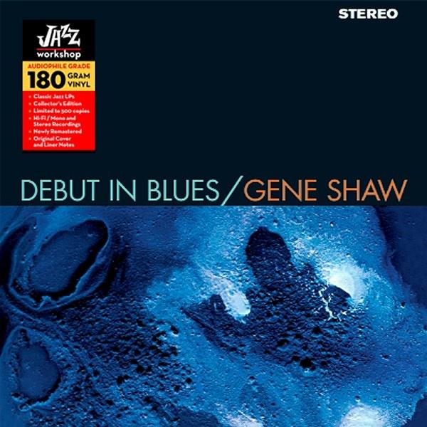 Gene Shaw Debut In Blues