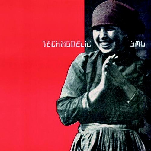 Resultado de imagen de Yellow Magic Orchestra - Lp: Technodelic  500x500
