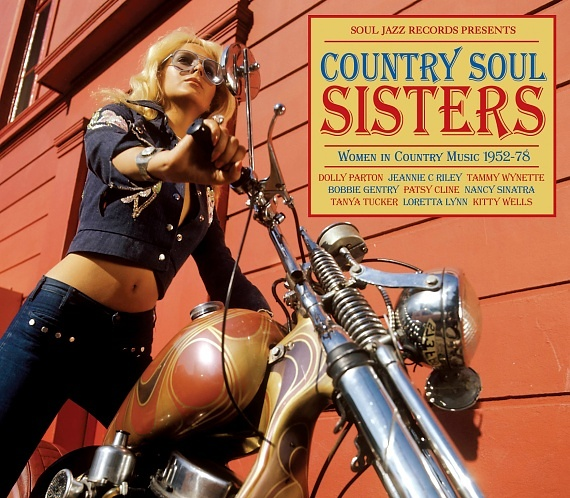 Country Soul Sisters – Women In Country Music 1952 - 78