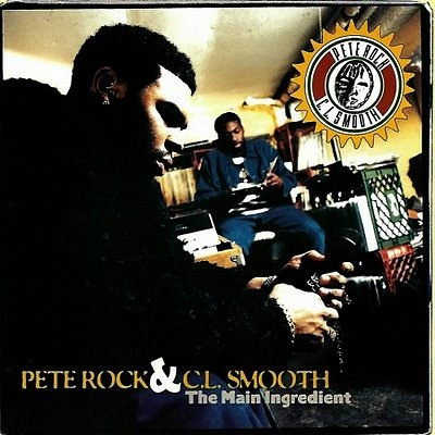 Pete Rock & CL Smooth – The Main Ingredient | Soul Jazz Records