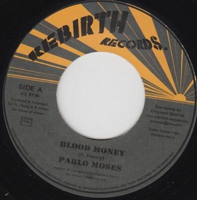 Pablo Moses Blood Money