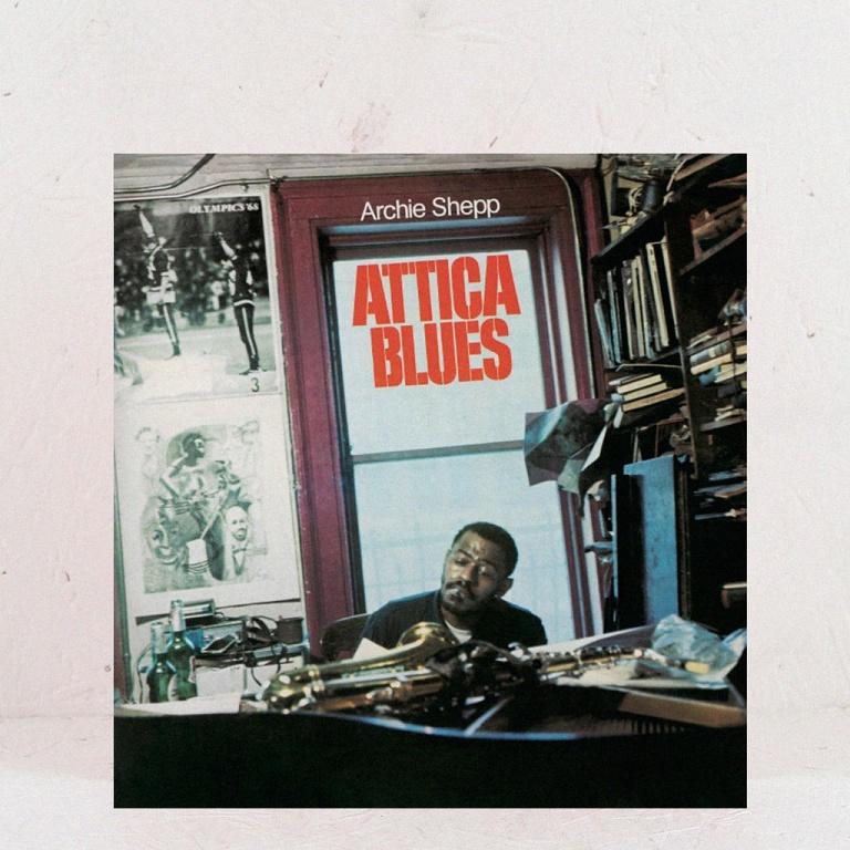 ba97948113c4 Archie SheppAttica BluesMr Bongo