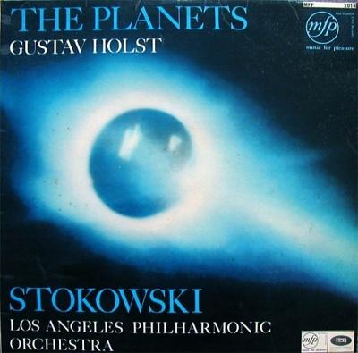 Holst Herbert von Karajan Vienna Philharmonic The Planets