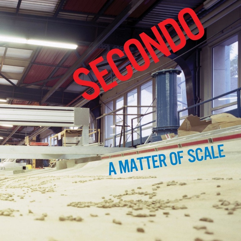Secondo A Matter Of Scale Soul Jazz Records
