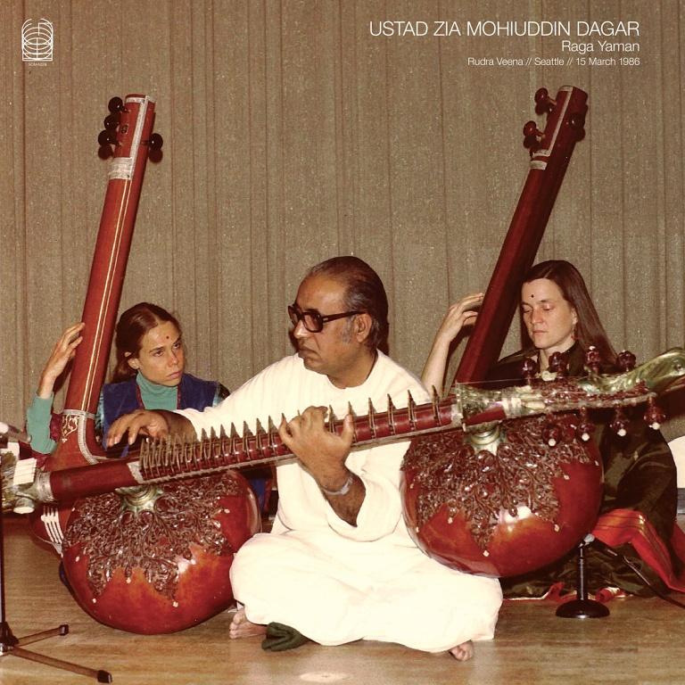 Ustad Zia Mohiuddin Dagar – Raga Yaman (Rudra Veena // Seattle