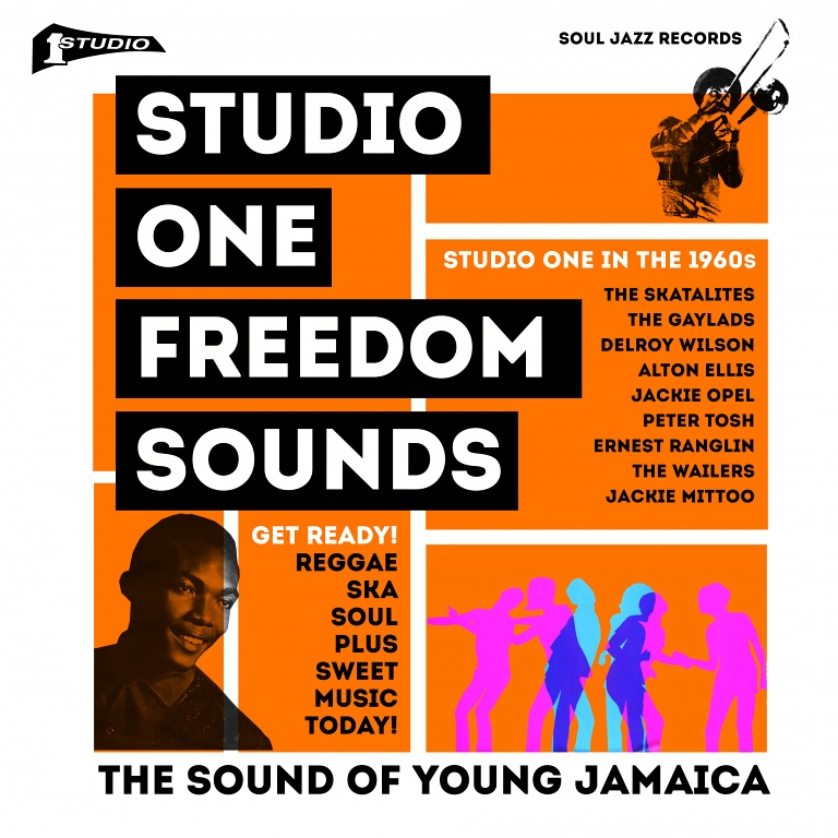 Studio One Freedom Sounds | Soul Jazz Records