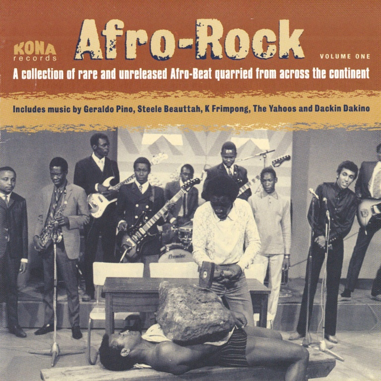 646bcabd7a Afro-Rock Volume One: A Collection of Rare & Unreleased Afro-Beat ...