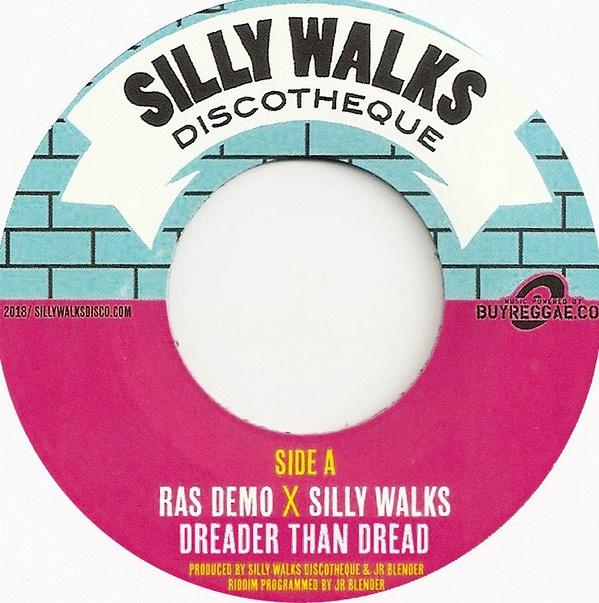 Ras Demo – Dreader Than Dread   Soul Jazz Records