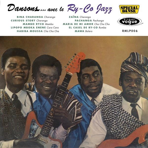 Dansons    Avec Le Ry-Co Jazz