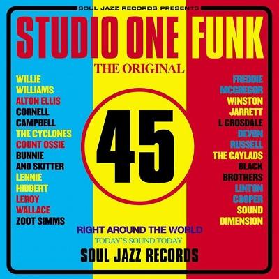 Riddim Box   Soul Jazz Records