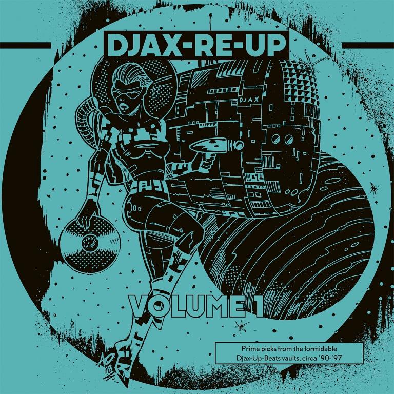 DJAX-RE-UP VOL  1 | Soul Jazz Records