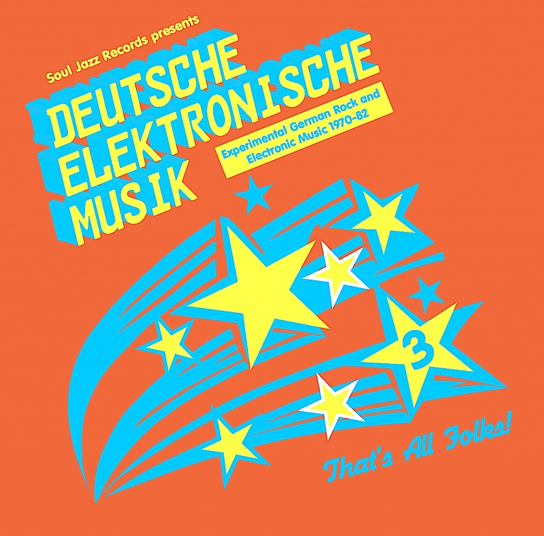Deutsche Elektronische Musik 3 | Soul Jazz Records