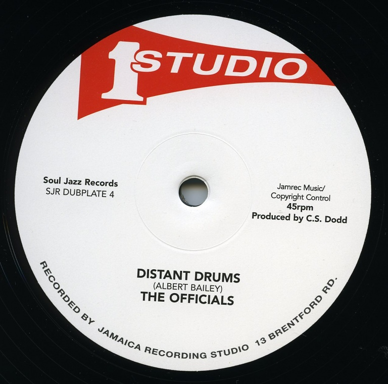 distant drums sound sweeter