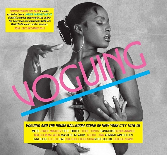 918cb4c1c26 VoguingVoguing and the House Ballroom Scene of New York City 1976 - 1996