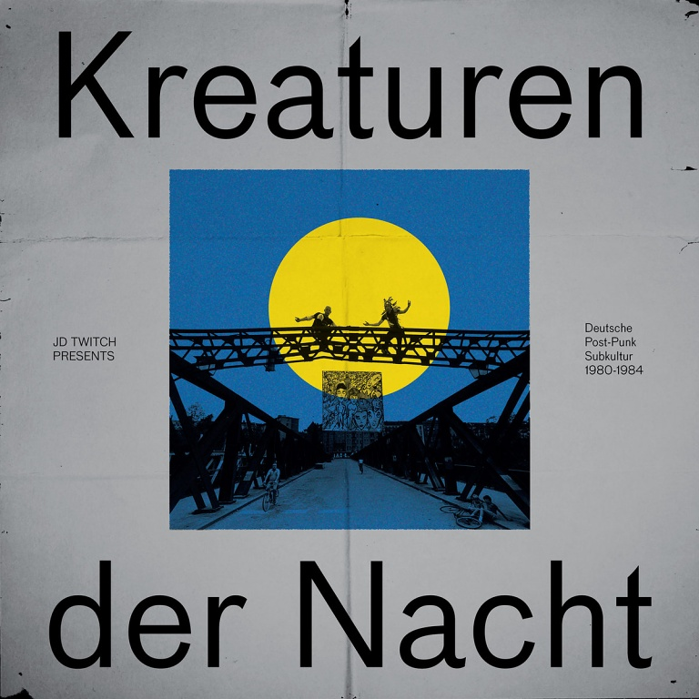 JD Twitch presents: Kreaturen Der Nacht | Soul Jazz Records