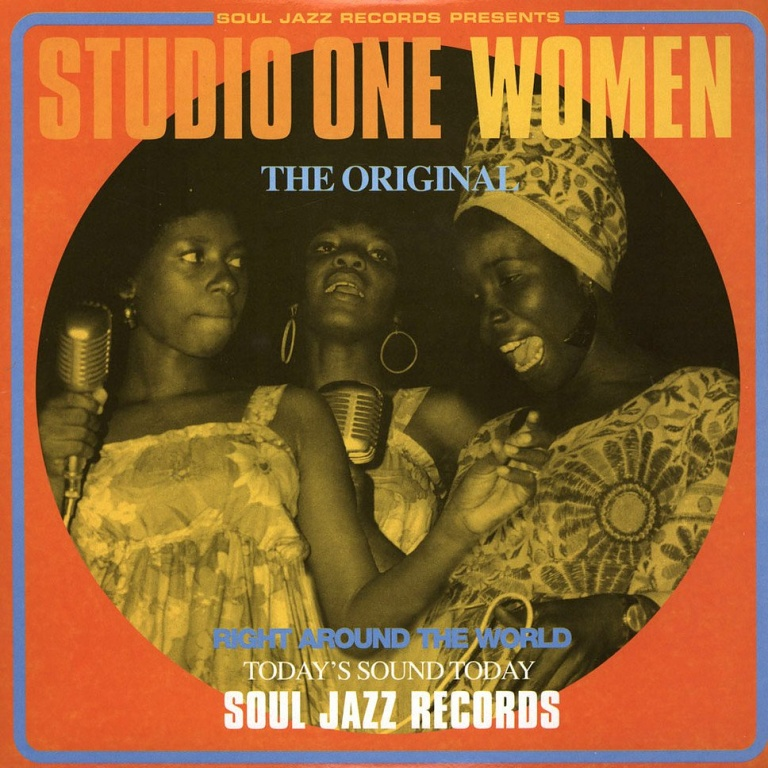 Studio One Women | Soul Jazz Records