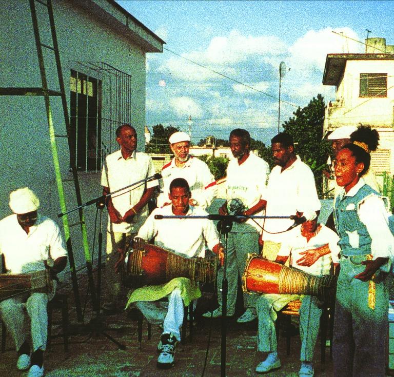 Santeria: Songs for the Orishas – Grupo Oba-Ilu   Soul Jazz