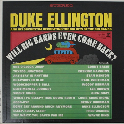 Duke Ellington And His Orchestra – Anatomy Of A Murder (Soundtrack ...