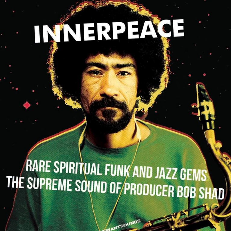 Inner Peace - Rare Spiritual Funk & Jazz Gems: The Supreme Sound Of
