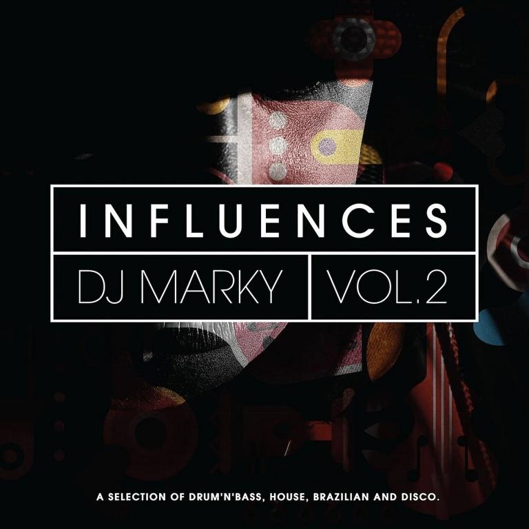 DJ Marky: Influences Vol  2   Sounds of the Universe