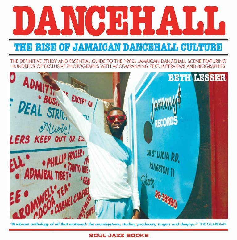Dancehall Book (New 2017 Edition) – The Rise Of Jamaican Dancehall