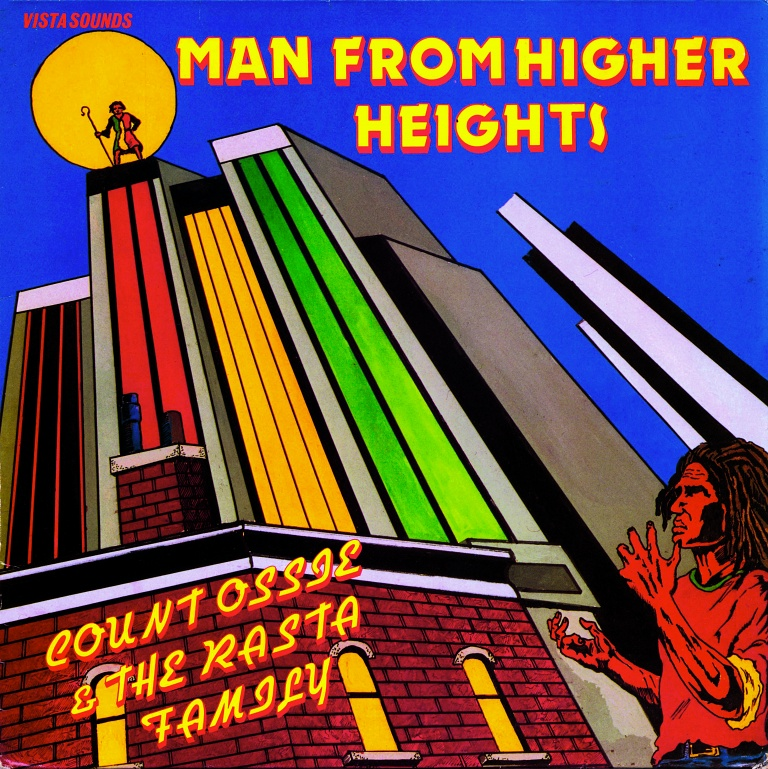 Count Ossie & The Rasta Family – Man From Higher Heights