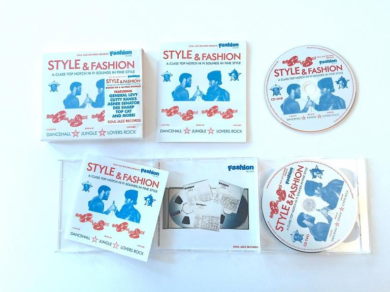 Soul Jazz Records Presents Fashion Records : Style & Fashion