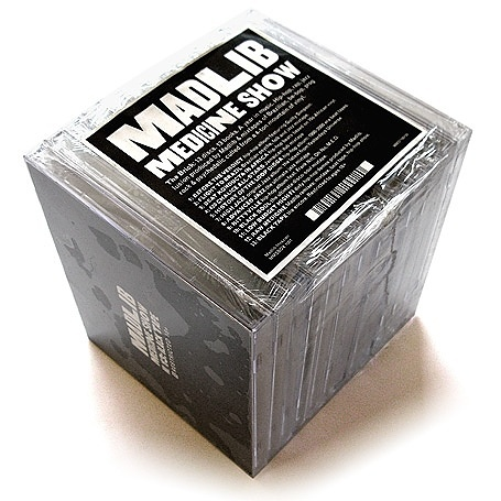Madlib – Medicine Show : The Brick - No 1-13 | Sounds of the